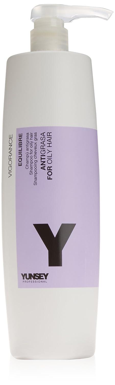 Yunsey Vigorance Equilibre Champú Antigrasa - 1000 ml: Amazon.es: Belleza