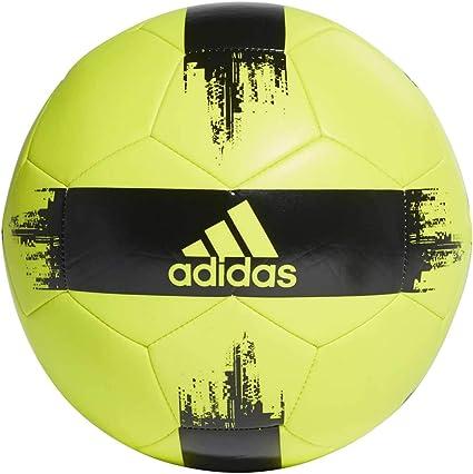 adidas Balón de fútbol EPP II Amarillo/Negro: Amazon.es: Deportes ...