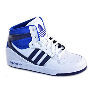 online store 18402 8bb0f Adidas - Adidas Court Attitude K Childrens Sneakers White High M25189 -  White, 12.5K Amazon.co.uk Shoes  Bags
