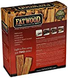 Fatwood Firestarter 9985 0.075 Cubic Feet Fatwood for Fireplace in Color Box