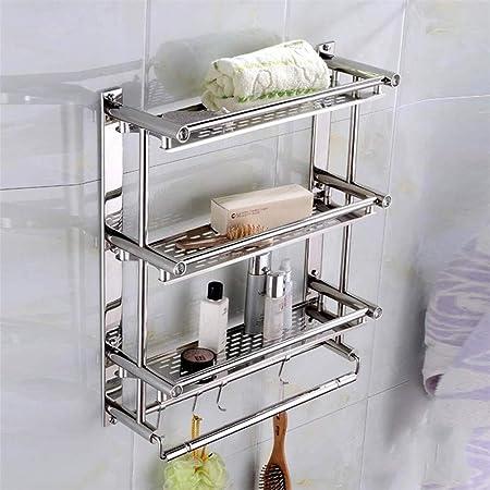 Mensola da bagno con montaggio a parete SUS 304 organizer ...