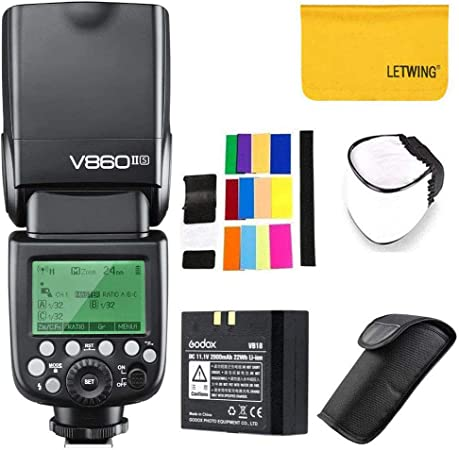 Godox V860II-S High-Speed Kit