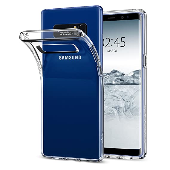2aebf44461cd53 Amazon.com: Spigen Liquid Crystal Designed for Samsung Galaxy Note 8 ...