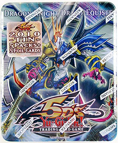 Very HOT Konami 5ds 2009 Duelist Pack Collection Tin YuGiOh
