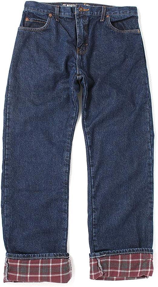 [ディッキーズ] パンツ デニム ストレート DD217 USAモデル メンズ [並行輸入品]