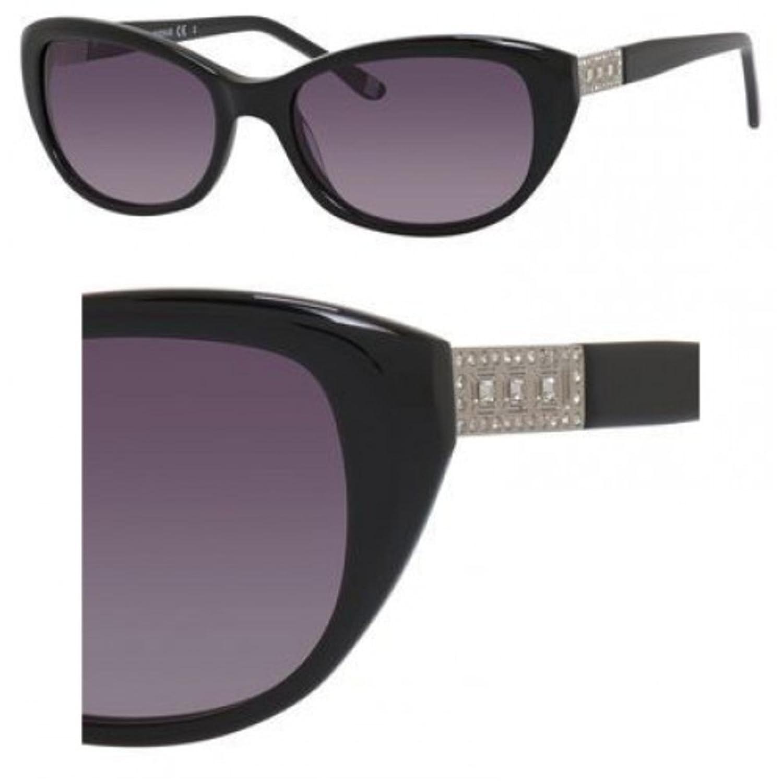 Saks Fifth Avenue Saks Fifth Avenue 87//S 0807 Black F8 gray gradient lens Sunglasses