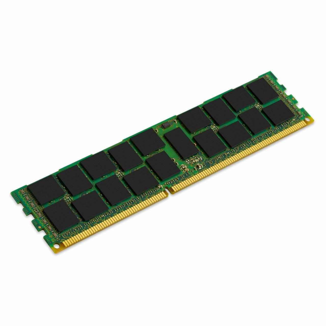 Kingston KVR16LR11S8/4I Memoria RAM da 4 GB, 1600 MHz, DDR3L, ECC Reg CL11 DIMM, 1.35 V, 240-pin, Certificata Intel