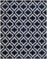 Safavieh SGH284A-28 Hudson Shag Collection Moroccan Geometric Runner