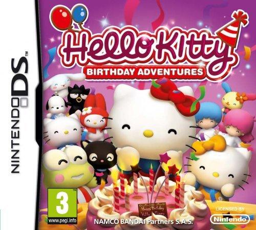Hello Kitty Birthday Adventures (Nintendo DS) by Namco Bandai