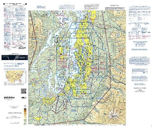 FAA Chart: VFR TAC SEATTLE TSEA (Current Edition) ()