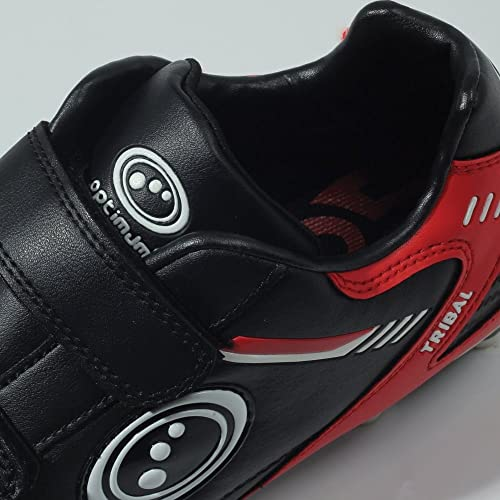 OPTIMUM Tribal Velcro Moulded Chaussures de Football Gar/çon