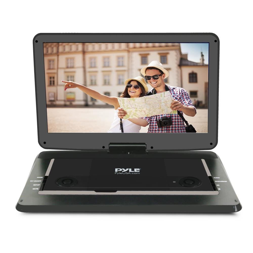 Pyle 15-Inch Portable DVD Player