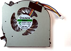 Power4Laptops Replacement Laptop Fan for HP Pavilion DV7-7020US, HP Pavilion dv7-7021sg, HP Pavilion DV7-7025dx, HP Pavilion DV7-7030ei, HP Pavilion DV7-7030US
