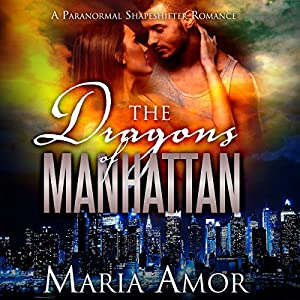 The Dragons of Manhattan Audiobook