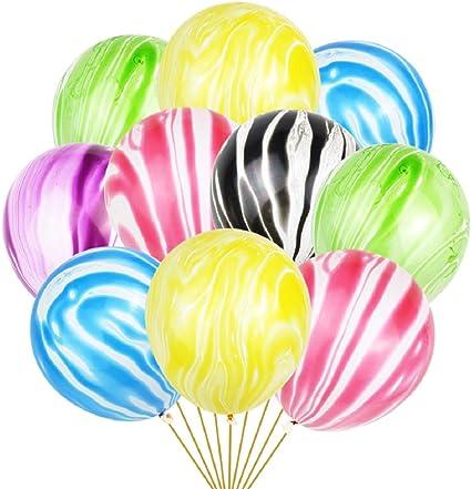 100pcs of 5 Inch Macron Pastel and Plain Latex Balloons Party Decor Small Baloon