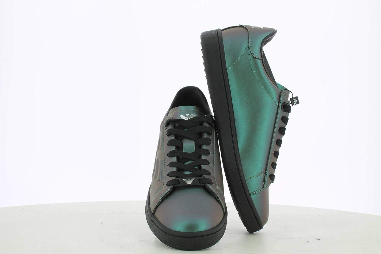 Emporio Armani EA7 Zapatillas Deportivas Hombre Black Scarab