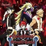 TVアニメ「SHOW BY ROCK!!」挿入歌「Falling Roses/Crimson quartet-深紅き四重奏-」