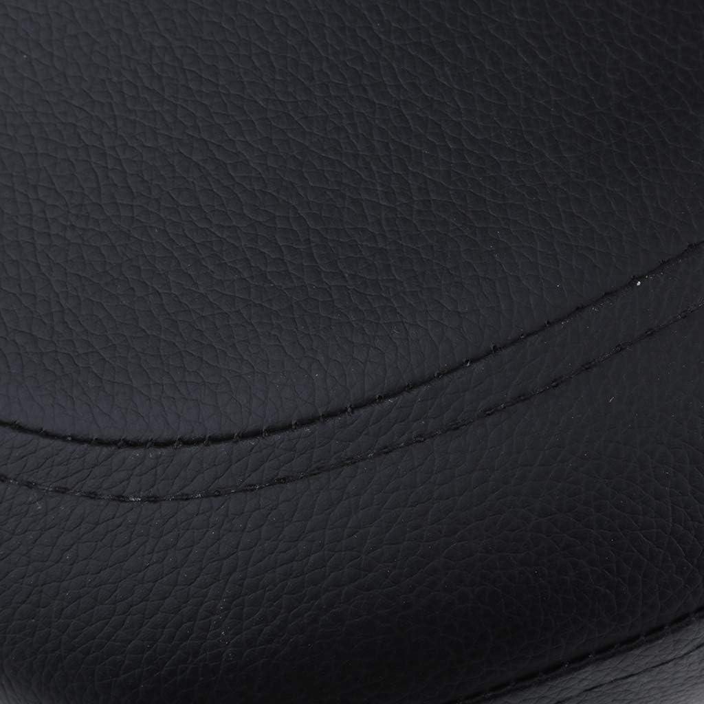 Almencla Fahrer Fahrersitz R/ückenlehne R/ückenlehne F/ür Honda Shadow VT400 VT750 97 03