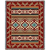 Pure Country Las Cruces Chenille Blanket Tapestry Throw