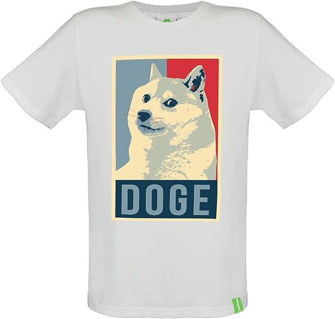 Doge Camiseta: Amazon.es: Ropa y accesorios