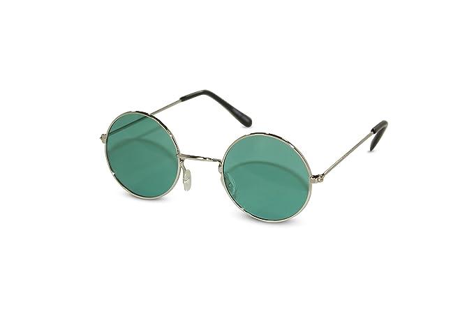 Neon Nation Gafas de sol de fiesta John Lennon con tonos de ...