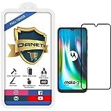 """Película De Vidro Temperado 3D Full Cover Para Motorola Moto G9 Play com Tela de 6.5"""" Polegadas - Proteção Blindada Top Premi"""