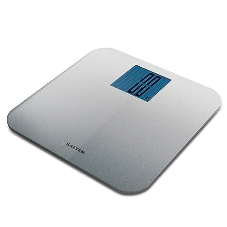 Salter Capacidad máxima 250 kg Básculas digitales de baño: pantalla de fácil lectura, plataforma