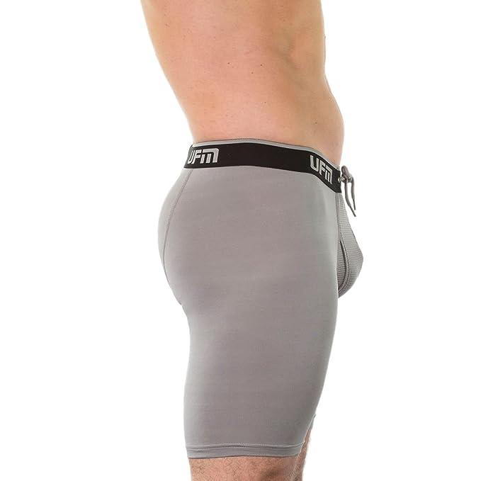 UFM Bóxer con soporte, ajustables, ropa interior deportiva, 22, 5 cm, fabricado con poliéster y Spandex. Apoyo (Gen 4): Amazon.es: Ropa y accesorios