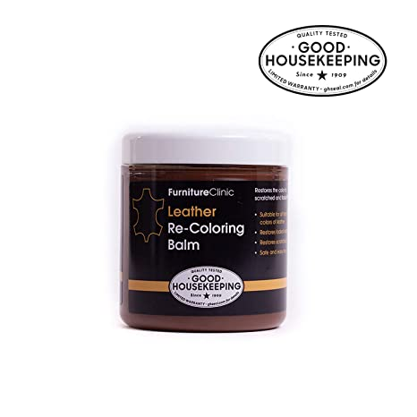 Amazon.com: Furniture Clinic Leather Recoloring Balm – Renew ...