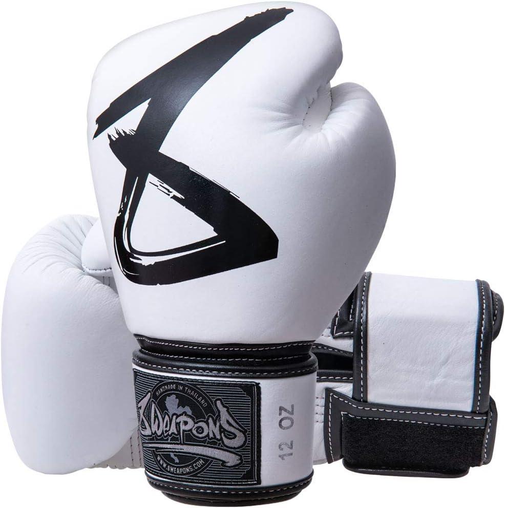 8 Weapons Big 8 Premium - Guantes de Boxeo, Color Blanco, Color Blanco, tamaño 300 ml: Amazon.es: Deportes y aire libre