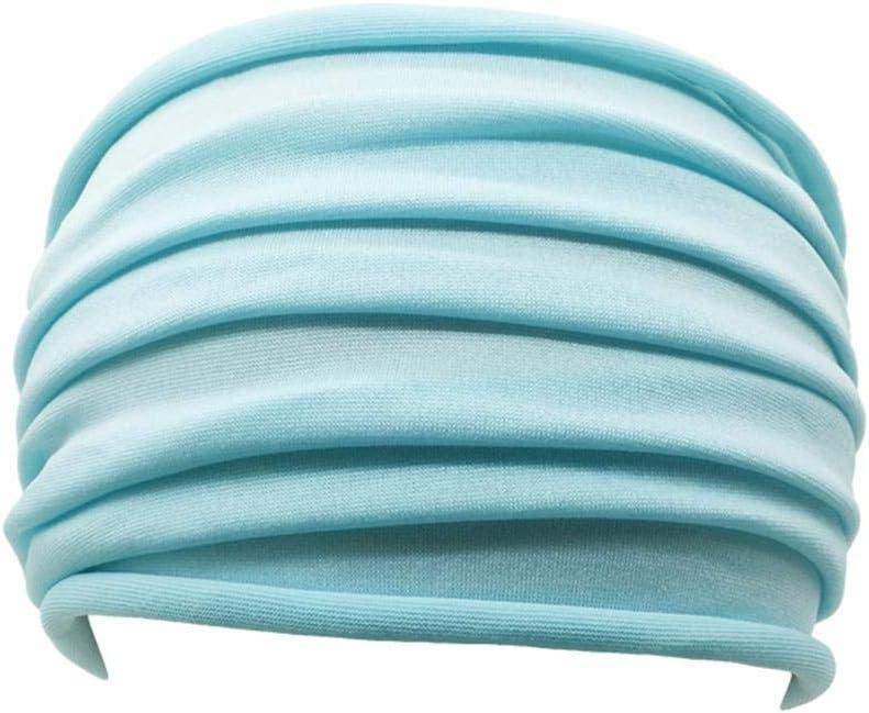 Chapeau /élargi /à la Mode pour m/ère iBaste/_S Bandeau /à Cheveux /à Volants pour Femmes