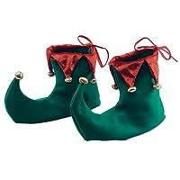 Bristol Novelty ba853Erwachsene Weihnachten Schuh, eine Größe