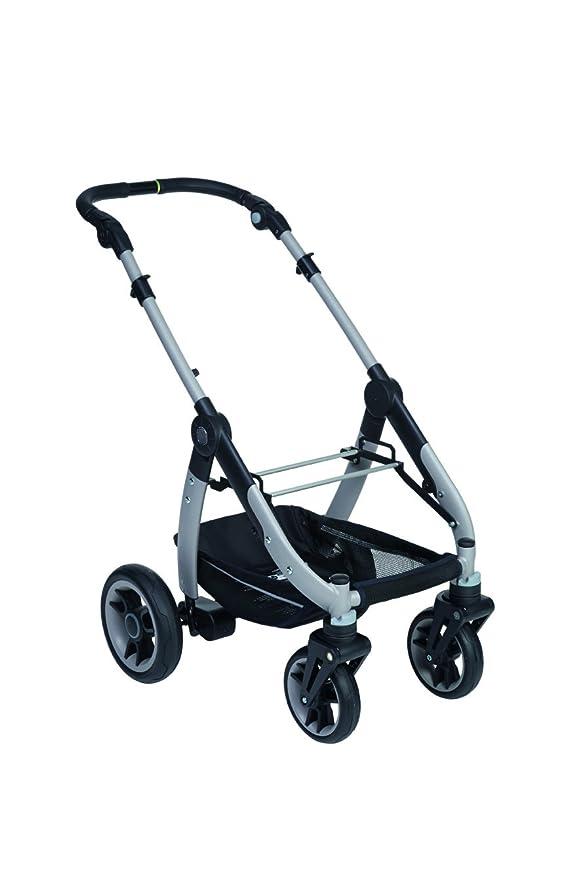 Teutonia Cosmo 2016 - Carrito y silla de paseo, con ruedas de titanio y bolsa de transporte mármol Talla:Marble: Amazon.es: Bebé