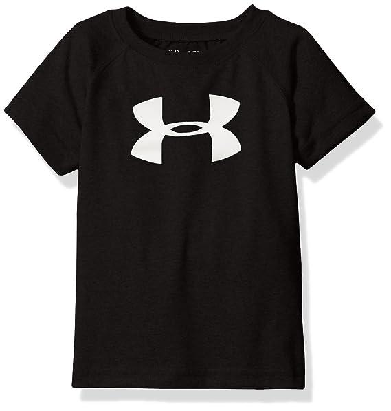 Amazon.com  Under Armour Boys  Big Logo Short Sleeve Tee Shirt  Clothing c739461b7