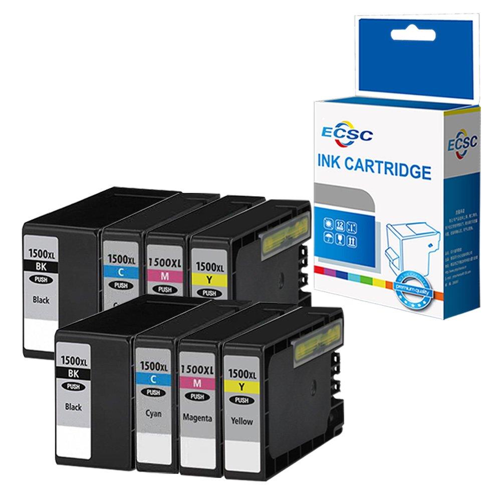 ECSC Compatible Tinta Cartucho Reemplazo por Canon MAXIFY MB2050 ...