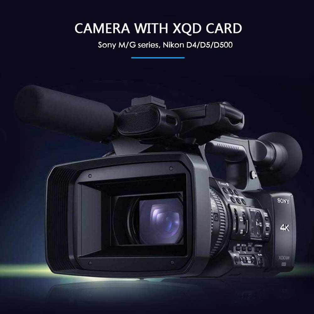 DishyKooker XQD SD Card Reader 500MB S High Speed XQD2.0 USB3.0 HUB Camera Kit Adapter Silver Electronic Product
