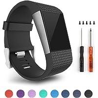 Für Fitbit Surge Armband,Tosenpo Armband Ersatz Bands für Fitbit Surge Activity Tracker