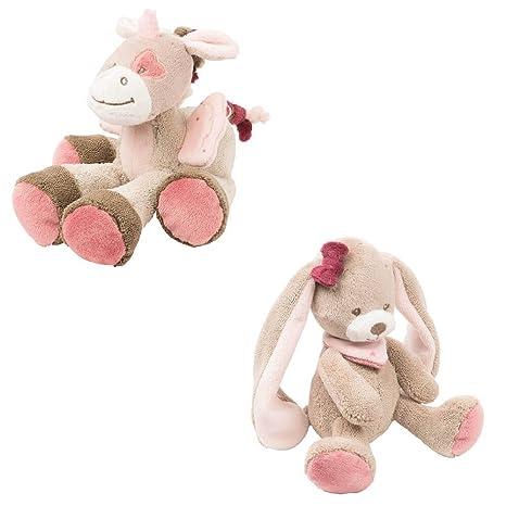 Nattou NA987042 - Set de regalos para recién nacidos