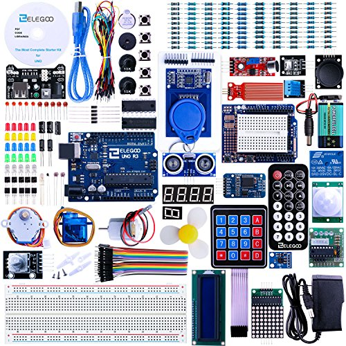 UNO R3 Project Complete Starter Kit