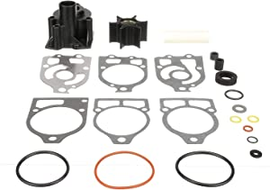 Wingogo 96148Q8 Water Pump Repair Kit for Mercruiser Alpha One Gen 1 & Mercury Mariner Outboards 70 75 80 85 90 100 110 115 125 135 140 150 175 200 220 225 HP Boat Motor Parts 96148T8 96148A8