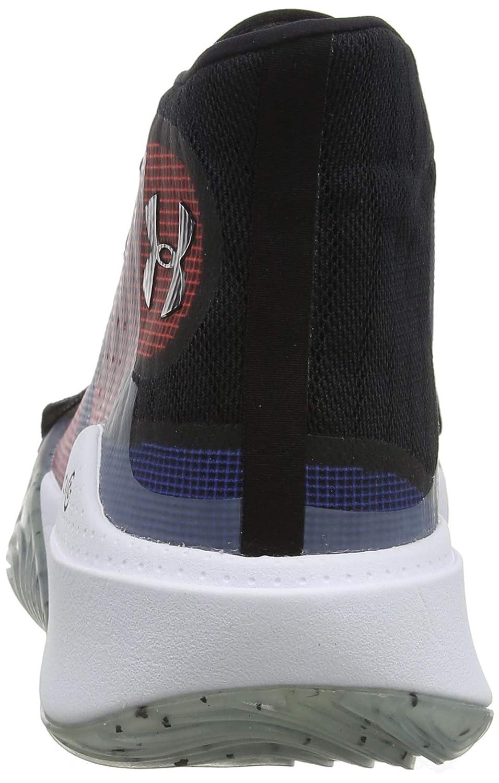 Under Armour Spawn Mid Zapatos de Baloncesto para Hombre
