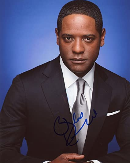 Blair Underwood Signed Autographed Photo Choice Materials Television