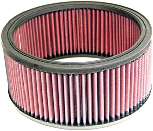 K&N Engine Air Filter: High Performance, Premium, Washable, Industrial Replacement Filter, Heavy Duty: E-3640