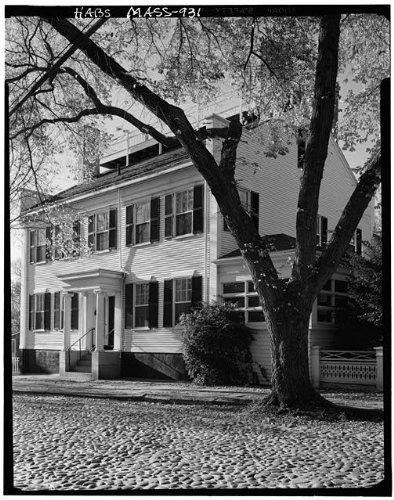 Photo: Francis Macy House,77 Main Street,Nantucket,Nantucket - Main Macys Street