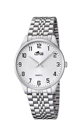 dd4040b96ab3 Lotus 15883 1 - Reloj de Cuarzo para Hombre