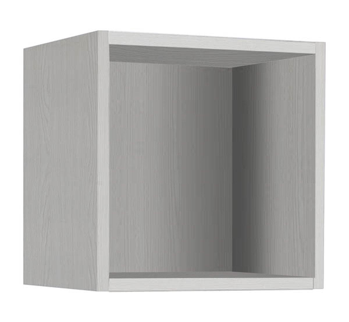 Giessegi Job 9339, Libreria Verticale Appesa a Muro, Legno, Cielo, 316 x 40 x 40 cm it home GIET55