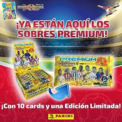 ADRENALYN PREMIUM 1 SOBRE 5€ EDICION LIMITADA 2017/2018 (10 CARTAS. 6 REGULARES+4 ESPECIALES): Amazon.es: Juguetes y juegos