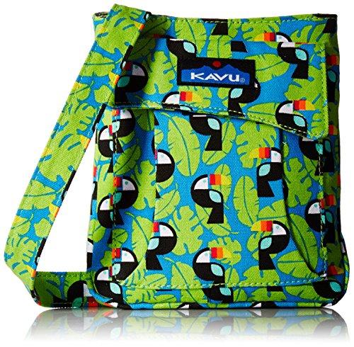 KAVU Mini Keeper Backpack, Blue Toucan,  - Kavu Mini Keeper Shopping Results