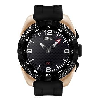 Reloj Inteligente, Water Resistant Bluetooth Smartwatch con ...