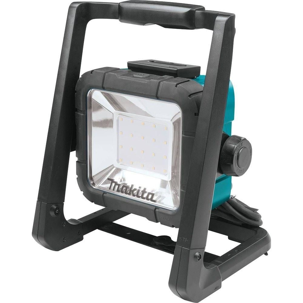 Makita DML805/1  faro da lavoro LED cordless/V, multicolore